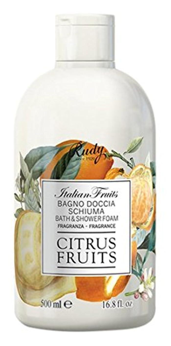 後同様に家主RUDY Italian Fruits Series ルディ イタリアンフルーツ  バス&シャワージェル Citrus Fruits