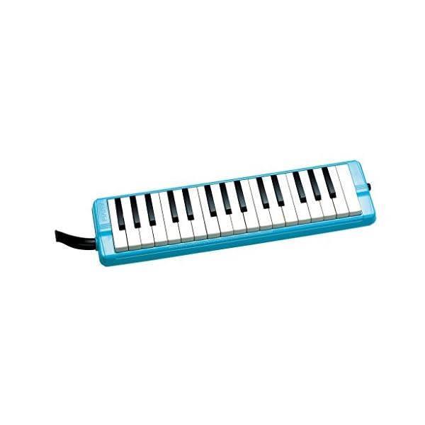 ゼンオン 鍵盤ハーモニカ ピアニー 323AH...の紹介画像3