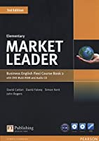 Market Leader Elementary (3E)  Coursebook with Practice File B with DVD-ROM and Audio CD