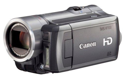Canon フルハイイジョンビデオカメラ iVIS (アイビス) HF100 iVIS HF100