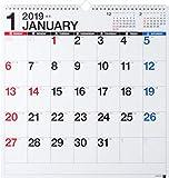 高橋 2019年 カレンダー 壁掛け B3変型 E52 ([カレンダー])
