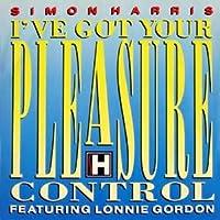 Simon Harris / I'Ve Got Your Pleasure Control
