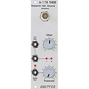 Doepfer A-178 Theremin Voltage Source ユーロラック モジュラーシンセ