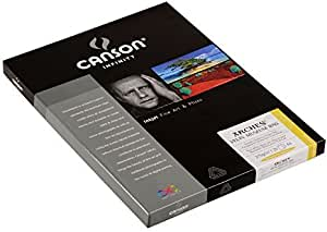 Canson infinity- Arches Velin 315gsm ( Ten 8.5X 11インチシート) by Canson