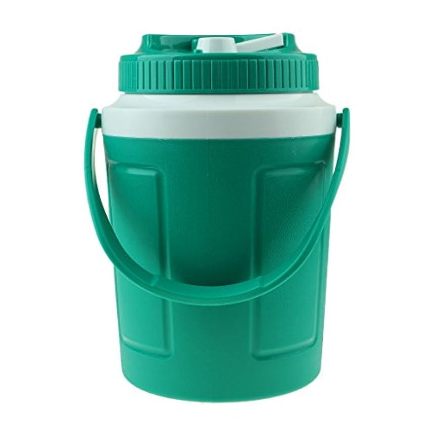 田舎者嬉しいです夜間Baosity 断熱バケット アイスクーラー アイスバケット 漏水防止 蓋とハンドル付き アウトドア キャンプ用 全3サイズ