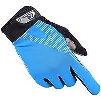 クラシックシンプルなデザインのメンズスポーツ手袋滑り止めスポーツ手袋 - A1