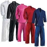 軽量学生Karate Uniformホワイト – 0