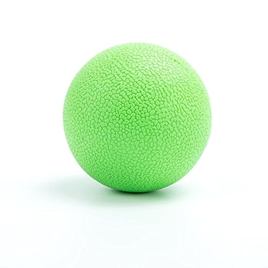 タヒチ予測子ワーディアンケースMassage Ball マッサージボール 筋膜リリース Yoga Lacrosse Ball 背中 肩こり 腰 ふくらはぎ 足裏 ツボ押しグッズ