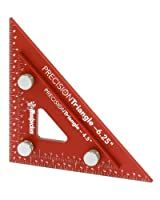 Woodpeckers Precision木工ツールptr46set Precision三角形セット、4インチ/6インチby Woodpeckers Precision木工ツール