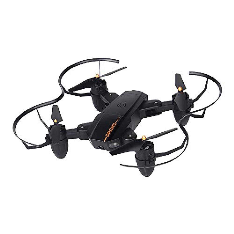 X39クアドコプター、折りたたみ固定高さ空中ドローン480P 2.4Ghz航空機玩具速度調整可能なアプリライブワンキーランディングFpv Uav