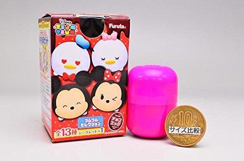 チョコエッグ ディズニー ツムツムセレクション [シークレット:ミッキーマウス(クリアバージョン)](単品)