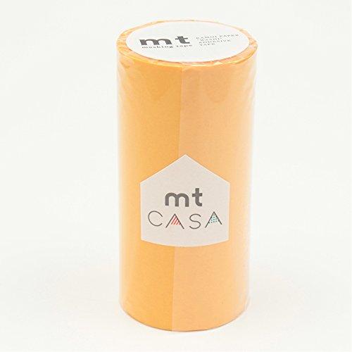 RoomClip商品情報 - カモ井加工紙 マスキングテープ mt CASA 100mm 100mm幅×10m巻き ひまわり MTCA1052