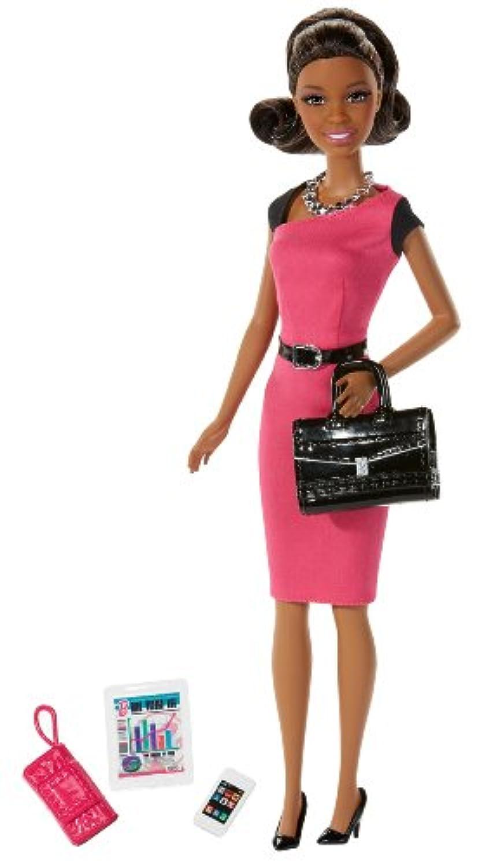 Barbie Entrepreneur African-American Doll by Barbie [並行輸入品]