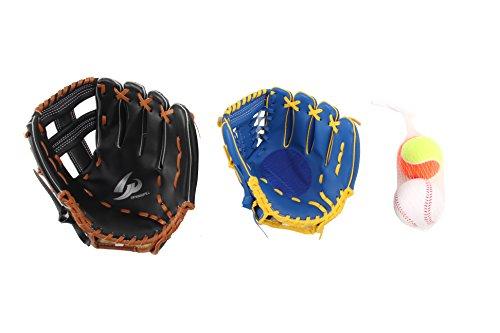 GP (ジーピー) 親子 キャッチボール グローブセット マジックキャッチ テニスボール・野球ボール付 34919