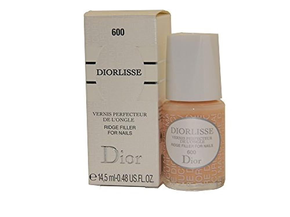 居心地の良い省チャペルDior Diorlisse Ridge Filler For Nail 600(ディオールリス リッジフィラー フォーネイル 600)[海外直送品] [並行輸入品]