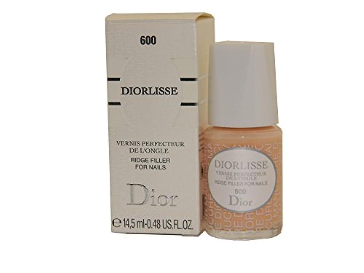 かんたん最もヒューマニスティックDior Diorlisse Ridge Filler For Nail 600(ディオールリス リッジフィラー フォーネイル 600)[海外直送品] [並行輸入品]