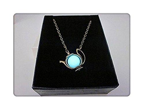 [해외]오브 목걸이~ 티타임 목걸이 보석~ 차 주전자 목걸이 빛나는 주전자 목걸이~/Orb necklace~ Tea time necklace jewelry~ Tea pot necklace shining tea pot necklace~