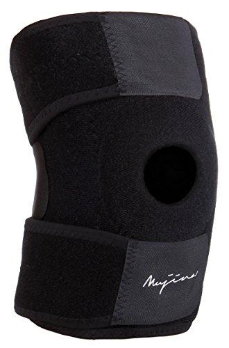 (ムジナ) mujina 膝サポーター 関節靭帯保護 伸縮可能なフリーサイズ