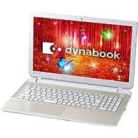 東芝 dynabook T45/PG [Office付き] PT45PGP-SHA (サテンゴールド)