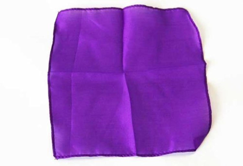 Magic Makers 6 Inch Purple Violet Color Silk - Professional Grade by Magic Makers [並行輸入品]