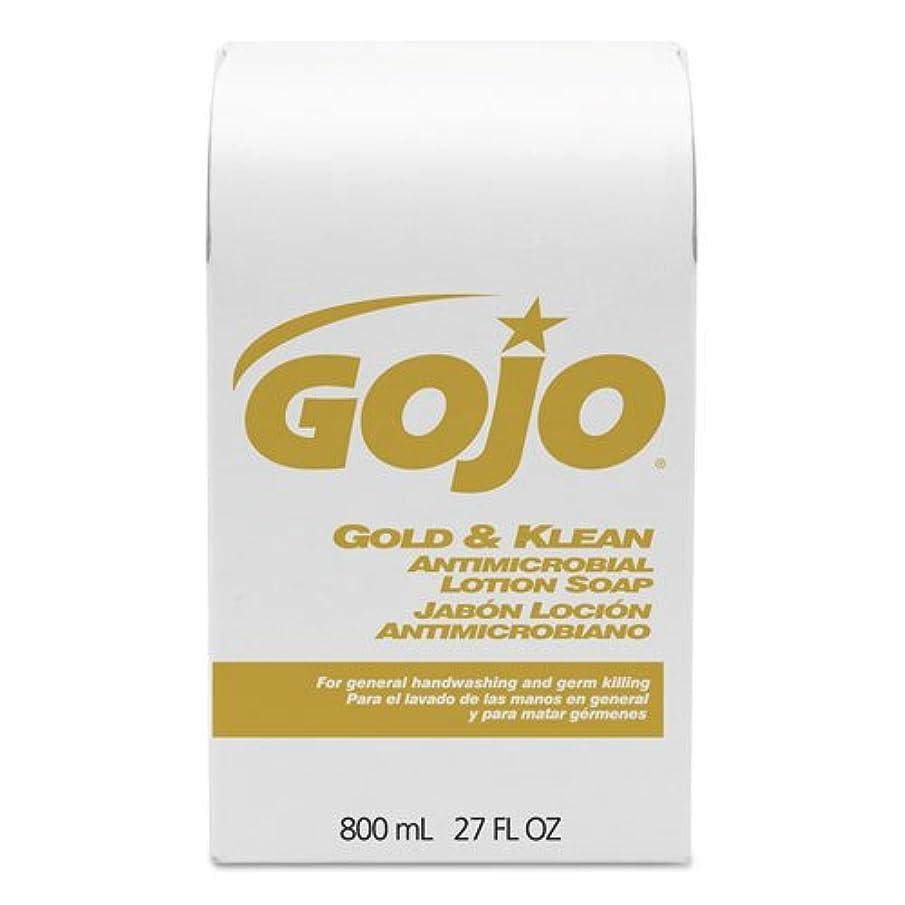 ブラザー暴力的な有害goj912712ea – ゴールドAmp ; KleanローションSoap bag-in-boxディスペンサー詰め替え