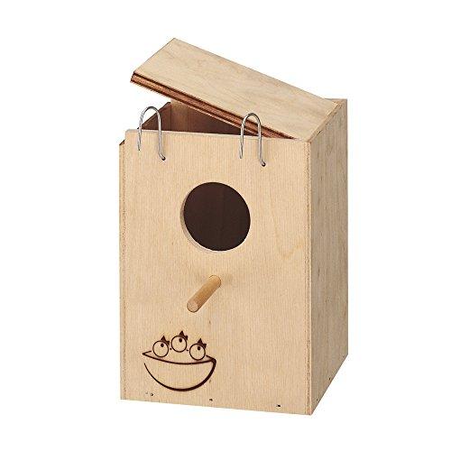 ファープラスト NIDO S ニド 巣箱 鳥 巣箱 鳥用 すばこ スバコ
