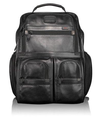 【日本未発売】TUMI トゥミ ツミ Alpha Everyday Featured Monogram Styles Tumi T-Pass Medium Screen Laptop Slim Leather Briefメンズ 並行輸入 正規品