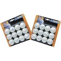 Schildkrot Jade White Table Tennis Balls by Schildkrot