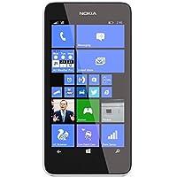 Nokia Lumia 635 8GB Unlocked GSM 4G LTE Windows 8.1 Quad-Core Phone - White by Nokia