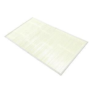 天然素材 表皮を使用した竹マット 70x120cm 2819