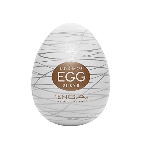 TENGA EGG SILKY II [テンガ エッグ シルキー2]