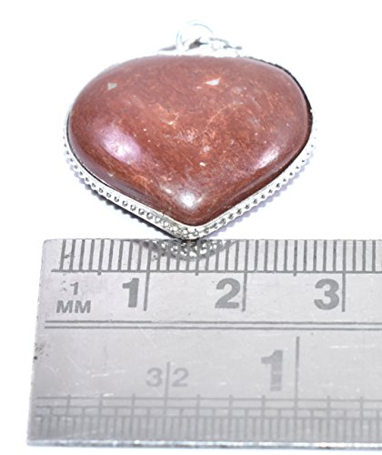 OFFER!! BUY ONE GET ONE FREE! Red Jasper Heart Pen...