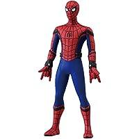 メタコレ マーベル スパイダーマン (ホームカミングVer.) 約78mm ダイキャスト製 塗装済み 可動フィギュア