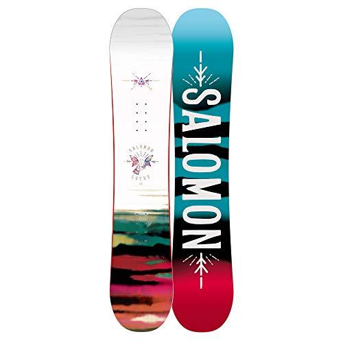 サロモン(SALOMON) スノーボード 板 レディース LOTUS 142cm 2018-19年モデル L40529900