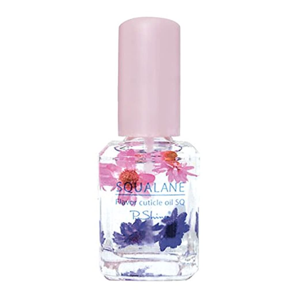 喜びコメント同種のP. Shine フレーバーオイルSQ フラワーリゾート 南国の花の甘く優しい香り スクワランオイル
