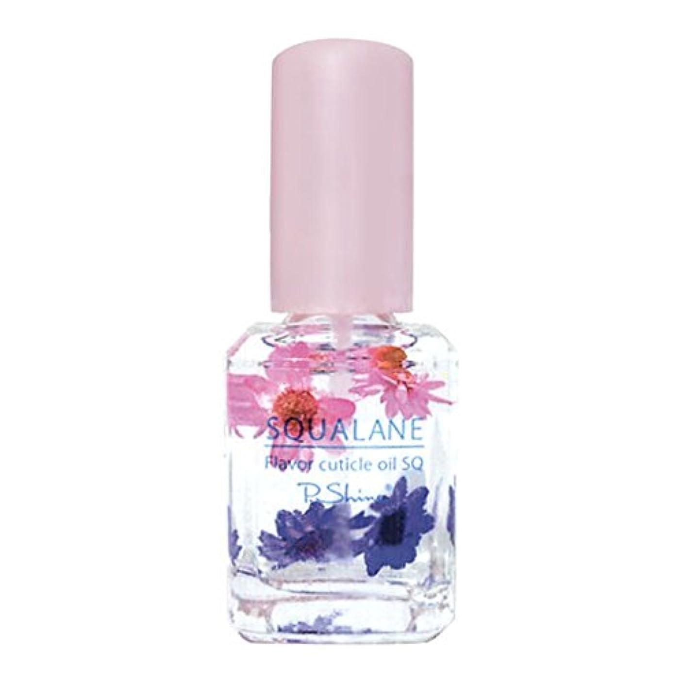 を必要としていますよく話される司書P. Shine フレーバーオイルSQ フラワーリゾート 南国の花の甘く優しい香り スクワランオイル