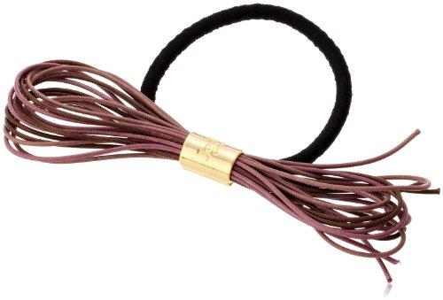 [해외][조엘 가냐루] Joelle Gagnard color cord ribbon gom Joe14SP-21 brown/[Joel Gagnard] Joelle Gagnard color cord ribbon gom Joe 14 SP-21 brown