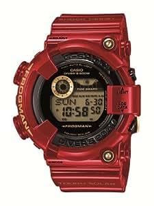 カシオ Casio G-shock Frogman 30th Anniversary Rising RED Gf-8230a-4jr 男性 メンズ 腕時計 【並行輸入品】