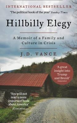 Hillbilly Elegy [Hardcover] [Jan 01, 2016] Jan 01, 2016