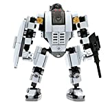マイビルド (MyBuild) ブロックメカフレームシリーズ 可動フィギュア- ゲイビーチ防衛官 MF05-A01