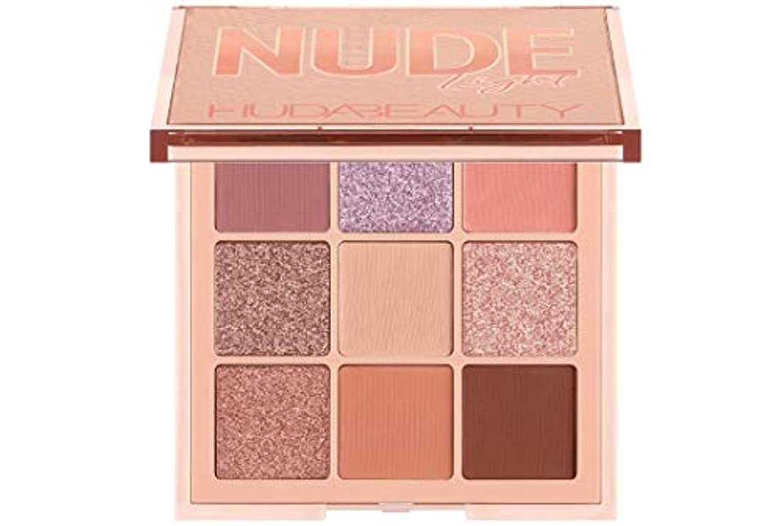 アストロラーベピケ宅配便HUDA BEAUTY Nude Obsessions Eyeshadow Palette Nude Light