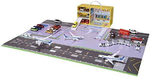 トミカワールド マップで広がる! トミカ空港