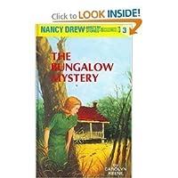 ND #3 The Bungalow Mystery-Promo (Nancy Drew)