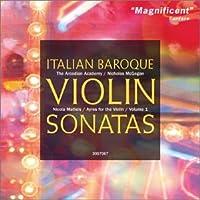 Italian Baroque Violin Sonatas 1