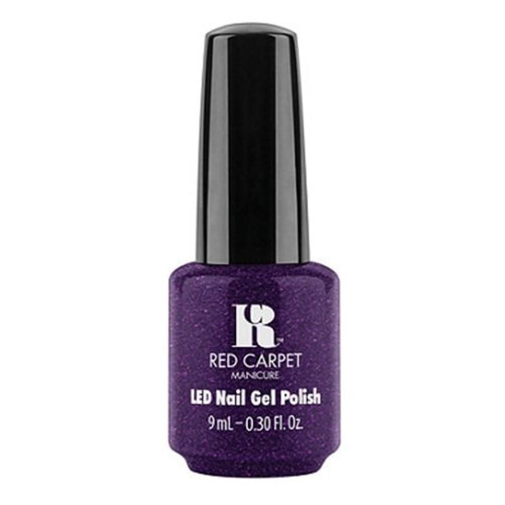 アミューズメント余計なラビリンスRed Carpet Manicure - LED Nail Gel Polish - Fashion Forward - 0.3oz / 9ml