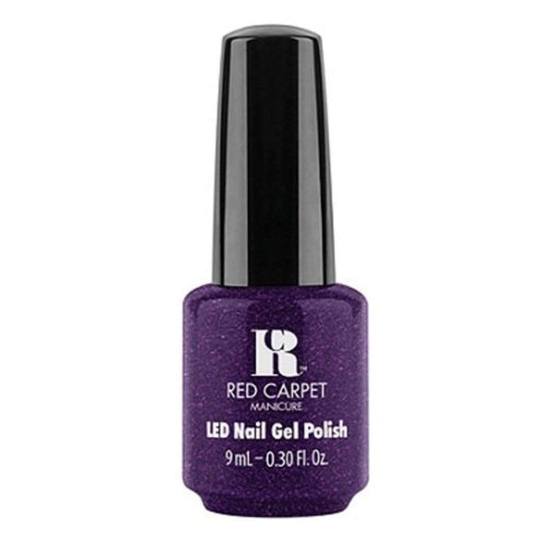 起訴する息子シリーズRed Carpet Manicure - LED Nail Gel Polish - Fashion Forward - 0.3oz / 9ml