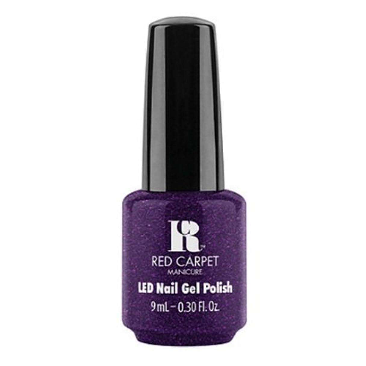 人差し指子コンテンポラリーRed Carpet Manicure - LED Nail Gel Polish - Fashion Forward - 0.3oz / 9ml