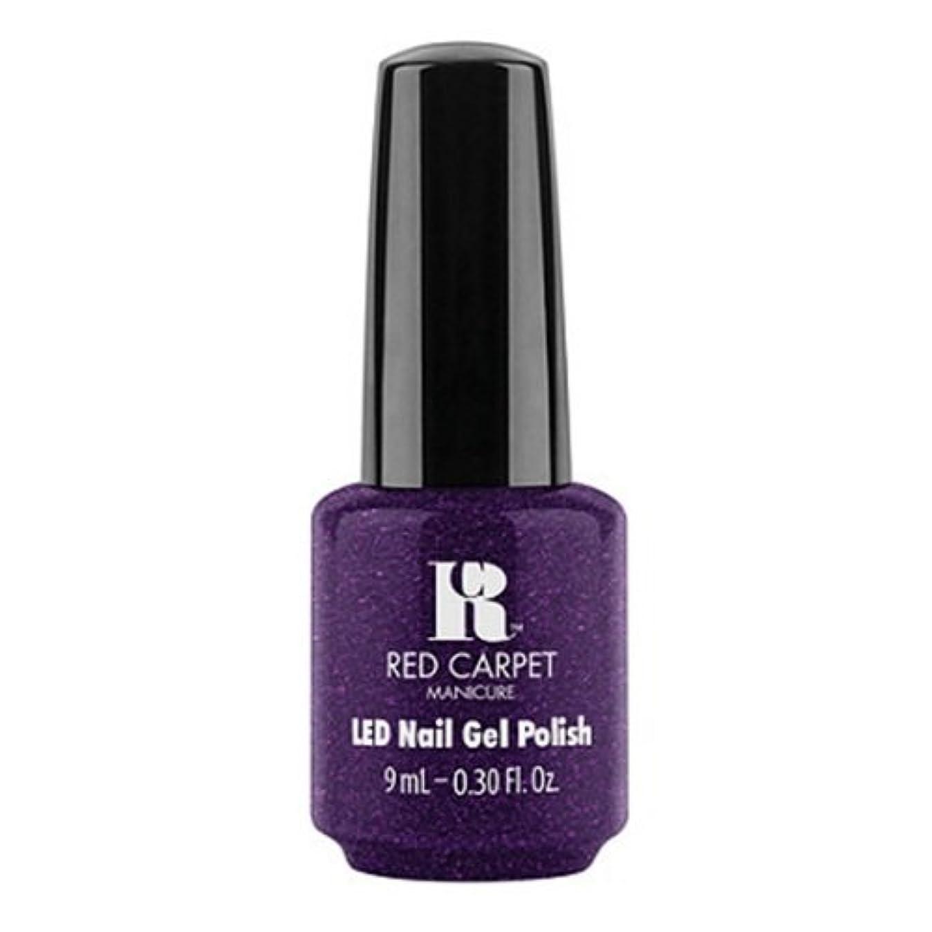 鎮痛剤事業内容慣れるRed Carpet Manicure - LED Nail Gel Polish - Fashion Forward - 0.3oz / 9ml