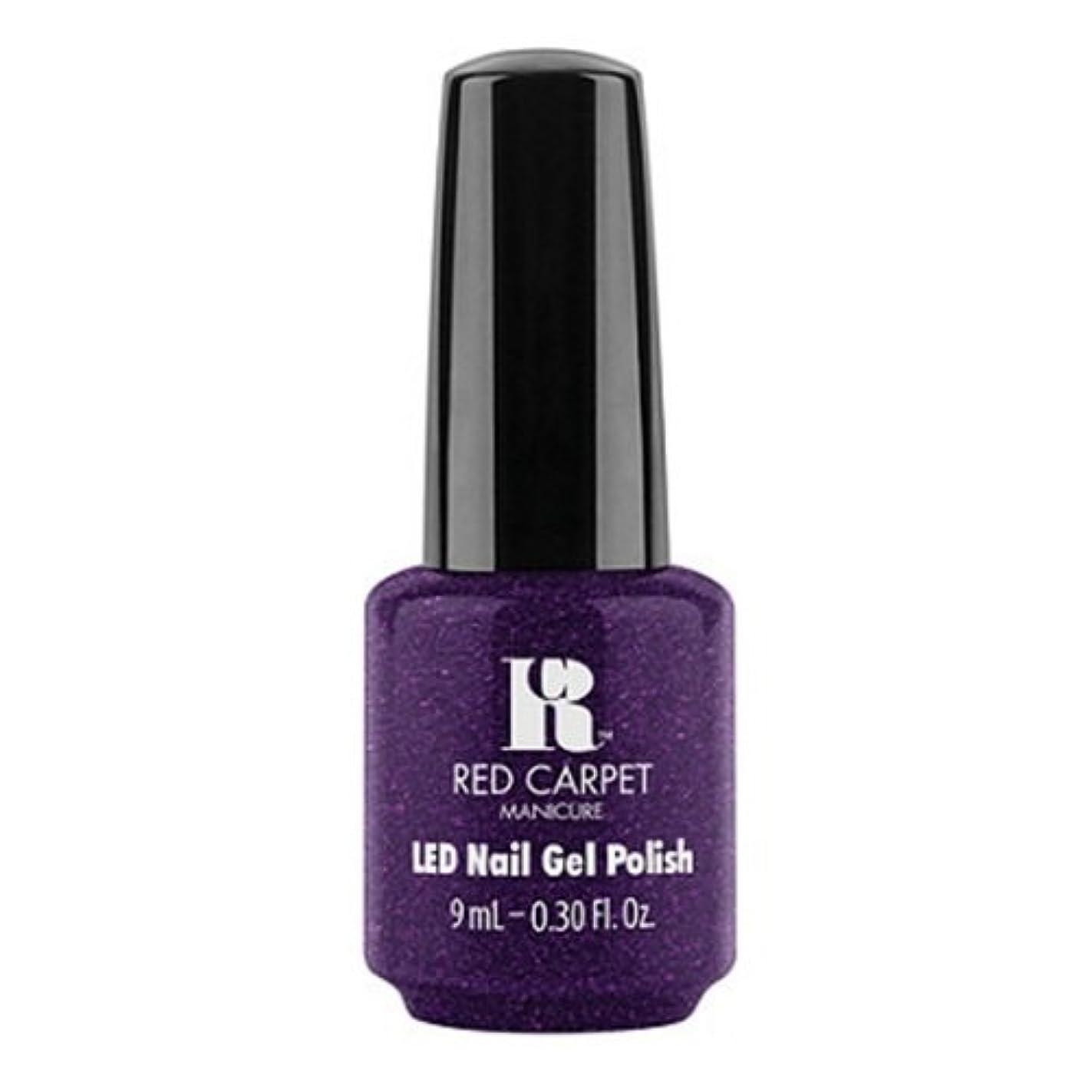 委任放送低下Red Carpet Manicure - LED Nail Gel Polish - Fashion Forward - 0.3oz / 9ml