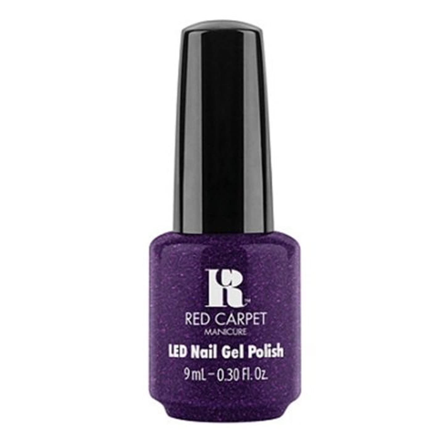 戻る手のひら難民Red Carpet Manicure - LED Nail Gel Polish - Fashion Forward - 0.3oz / 9ml